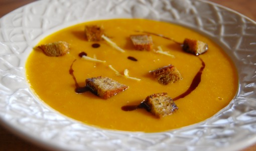 ultimate pumpkin soup